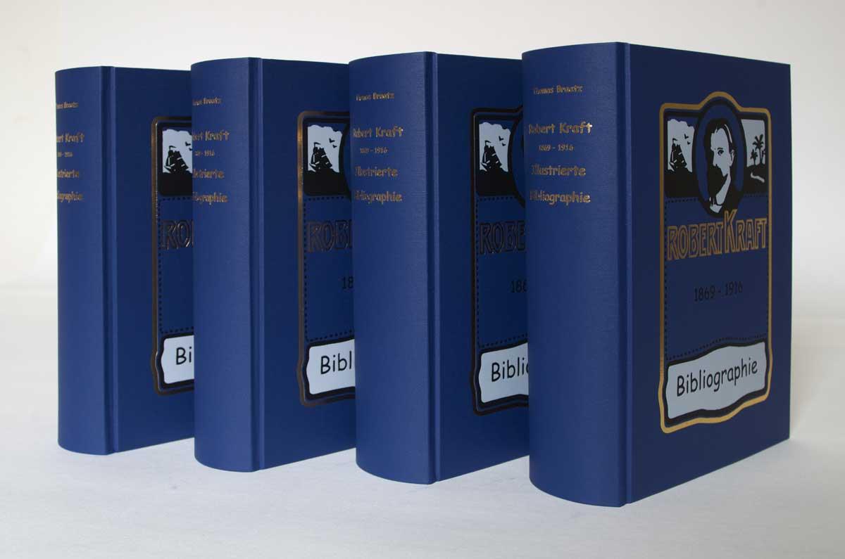 Bibliographie Robert Kraft